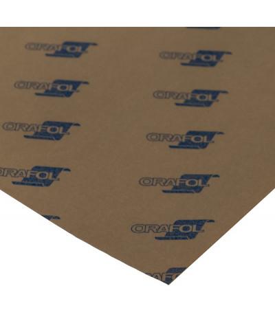 Klijus pernešanti skaidri plėvelė lapais Orafilm 1375S 0,05 x 610mm x 914mm