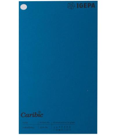 Spalvotas  popierius  Caribic Nr.74 170g/m2 65x92 (t.mėlyna) 125 lapų pakuotėje