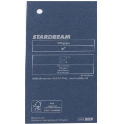 Metalizuotas popierius Stardream Lapislazuli 285g/m2 72x102 cm t. mėlynos sp.
