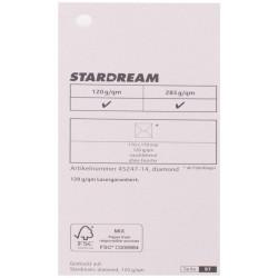 Metalizuotas popierius Stardream diamond 285g/m2 72x102 cm deimanto sp.