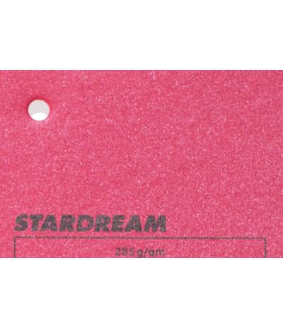 Metalizuotas popierius Stardream jupiter 285g/m2 72x102 cm raudonos sp.