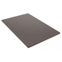 Putų plokštė Simopor Color 3mm*1530mm*3050mm juoda