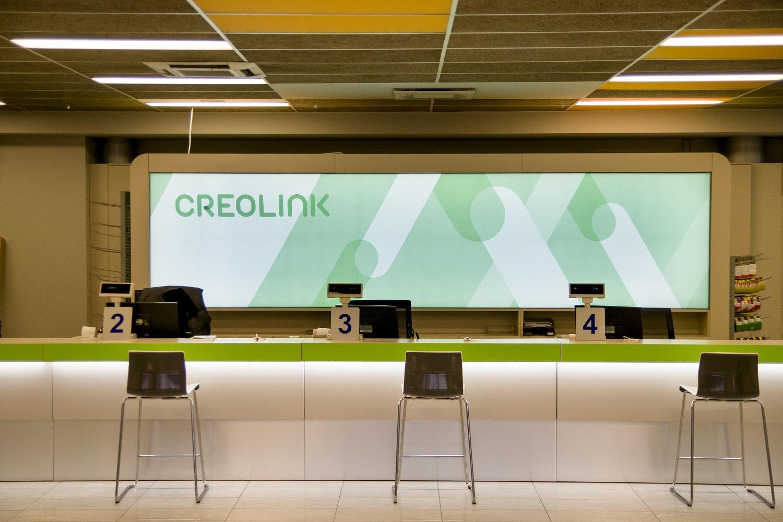 CREOLINK salonas